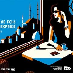 Il était une fois l'Orient-Express – Institut du Monde Arabe