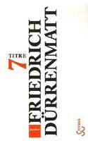 Justice, Friedrich DURRENMATT