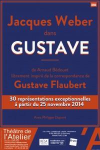 affiche GUSTAVE