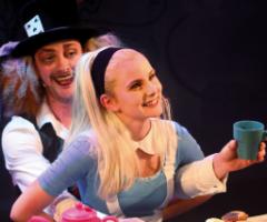 Alice, la comédie musicale, Vingtième théâtre