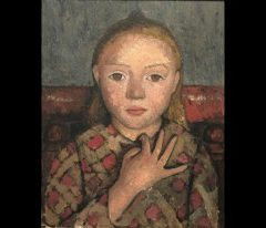 Paula Modersohn-Becker, L'intensité d'un regard, MAM