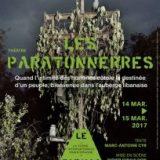 Paratonnerres, Didier Girauldon, Marc-Antoine Cyr, Tarmac