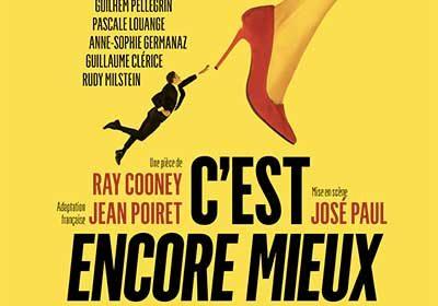 C'est encore mieux l'après-midi – Ray Cooney – Théâtre Hébertot