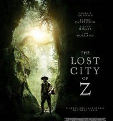 The lost city of Z, James Gray