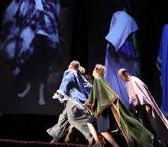 Le sacre du printemps, SHE SHE POP et leurs mères, au Théâtre de la Ville les Abbesses