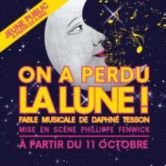 ON A PERDU LA LUNE, Daphné Tesson, Poche Montparnasse