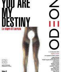 You Are My Destiny (Lo stupro di Lucrezia), Angélica Liddell,Théâtre de l'Odéon