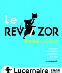Le Revizor, Gogol, Lucernaire