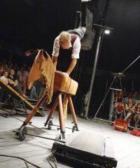 David Dimitri L'Homme-Cirque