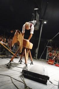 homme cirque