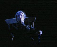 Not I, Footfalls, Rockaby, Samuel Beckett, Athénée Théâtre Louis Jouvet
