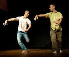 Pichet Klunchun and myself, Jérôme Bel, Théâtre de la Commune