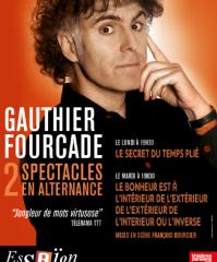 Gauthier Fourcade, Essaïon