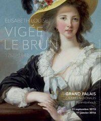 Elisabeth Louise Vigée Le Brun, Grand Palais