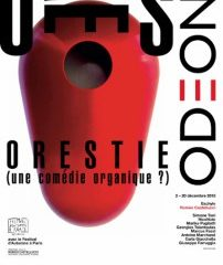 Orestie, une comédie organique, Romeo Castellucci, Odéon
