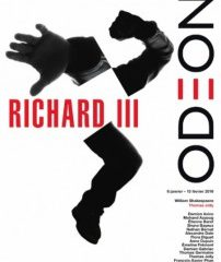 Richard III, William Shakespeare,Thomas Jolly, Odéon