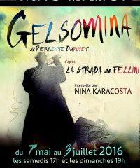 Gelsomina, Pierrette Dupoyet, Studio Hébertot