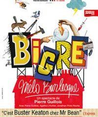 Bigre, Pierre Guillois, Théâtre Tristan Bernard