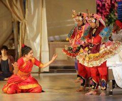 Une chambre en Inde, théâtre du soleil, Ariane Mnouchkine