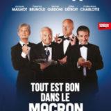 Tout est bon dans le Macron, Théâtre des deux ânes