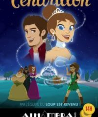 Cendrillon, Karine Tabet, Compagnie Nomadesques