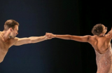 The Propelled Heart, Alonzo King Lines Ballet, Lisa Fisher, Chaillot