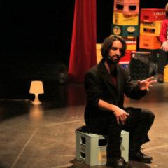LAÏKA – Ascanio Celestini – David Murgia/Maurice Blanchy – Théâtre du Rond-Point