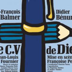Le CV de Dieu, Fournier, Bénureau, Balmer, La Pépinière
