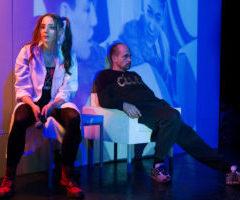 Jester Show, David Foster Wallace, Laurent Lafargue, Les Déchargeurs