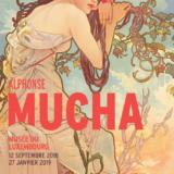 Alphonse Mucha – Musée du Luxembourg – Paris