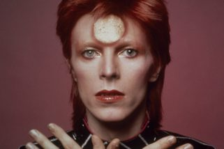 BOWIE: you belong to rock n roll