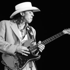 Steve Ray Vaughan: unplugged