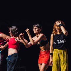 El Baile, Mathilde Monnier, Alan Pauls, Rond-Point