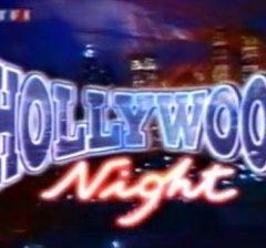 Hollywood (wednesday) Nights