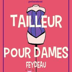 Tailleur pour dames, Georges Feydeau, Amélie Dhée, Comédie St Michel