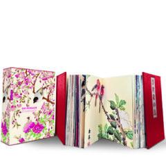 Les oiseaux par les grands maîtres de l'estampe japonaise, Anne Sefrioui, éditions Hazan